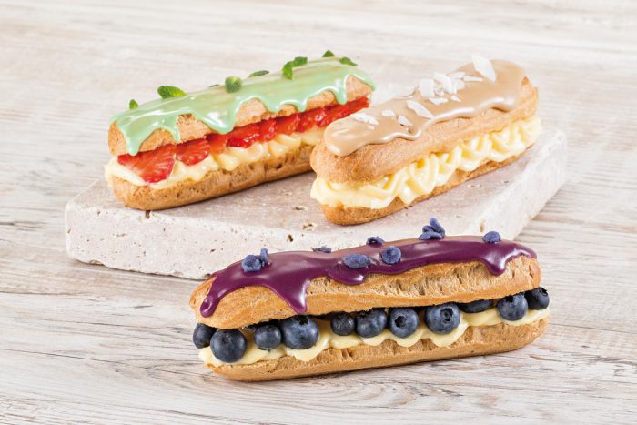 Butter-Eclairs